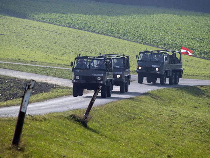 BWÜ 2006 – Das Jägerbataillon NÖ entsteht