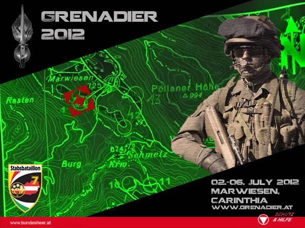 Grenadier 2012