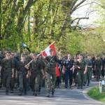 Ostarrichi-Marschgruppe - Quelle: BMLV