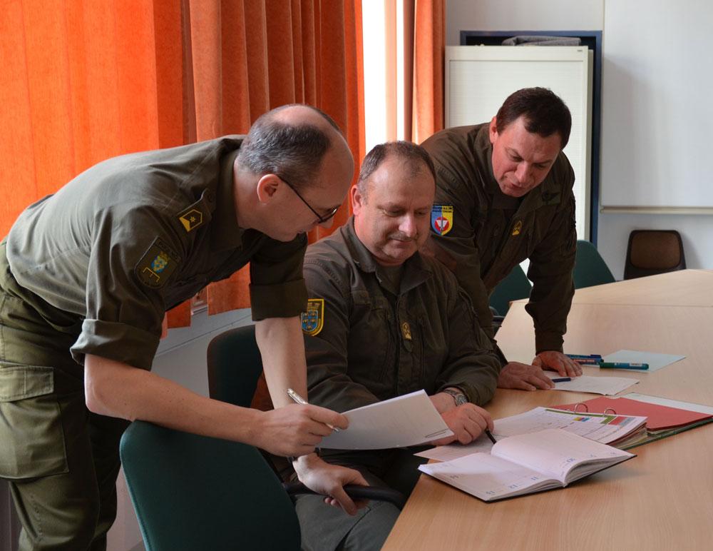 BWÜ 2014 – Beginn der Planungen