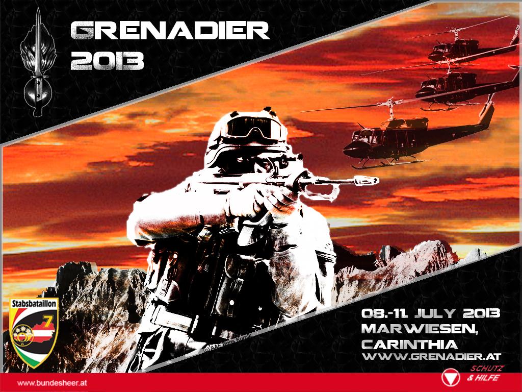 Grenadier 2013