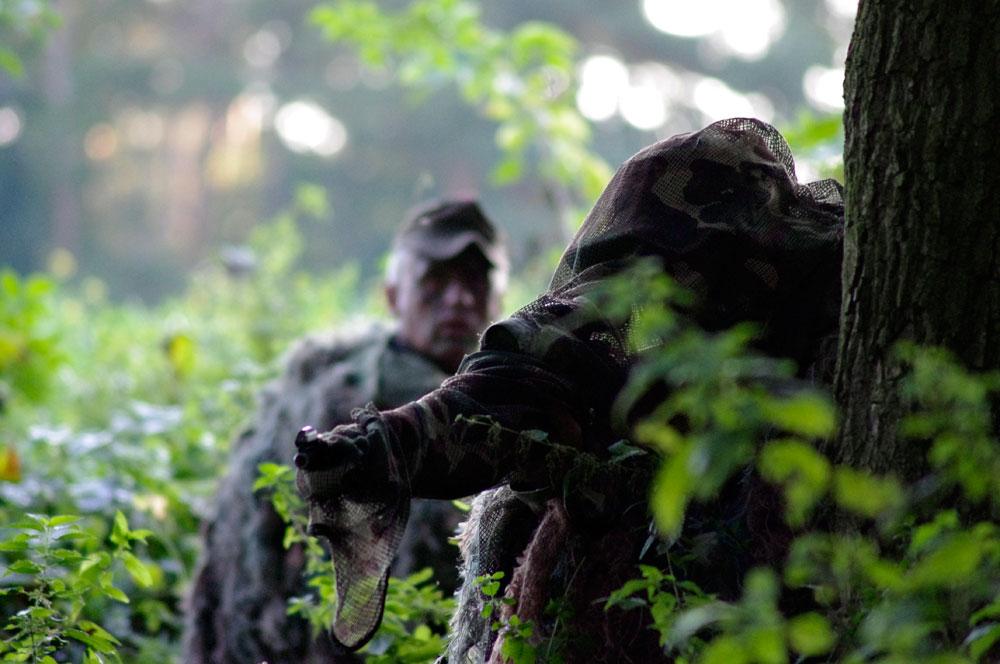 Das Scharfschützenwesen im JgB NÖ