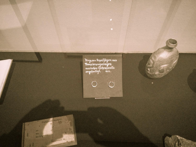 """Besuch der Ausstellung """"Jubel & Elend"""""""