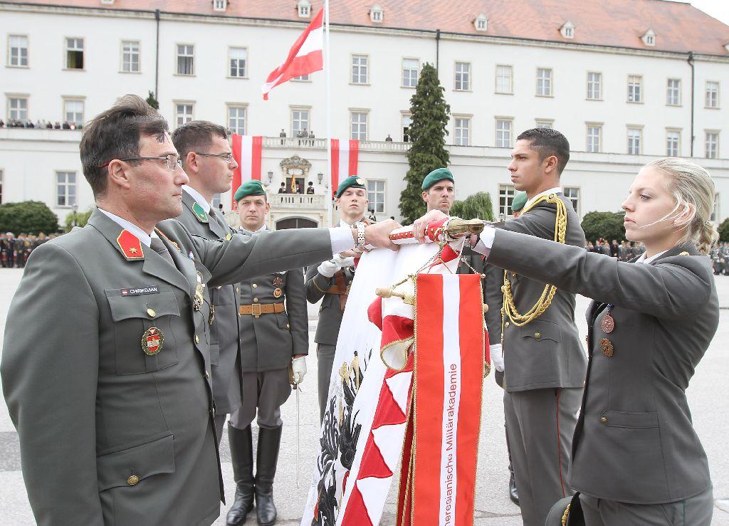 Tag der Leutnante 2014