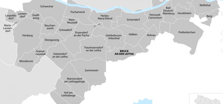 Kaderfortbildung im Bezirk Bruck an der Leitha