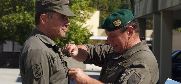 Das Jägerbataillon NÖ – Kopal übt: der Anfang
