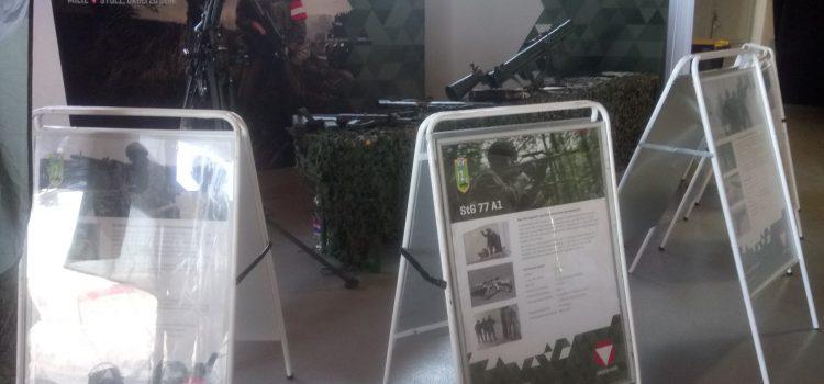 Die Kopaljäger bei der Wieselburger Messe